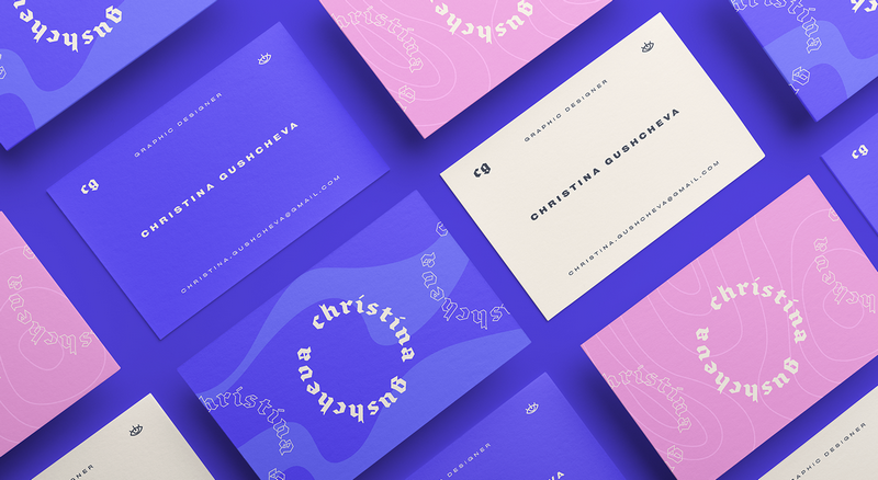 Personal Branding by Christina Gushcheva