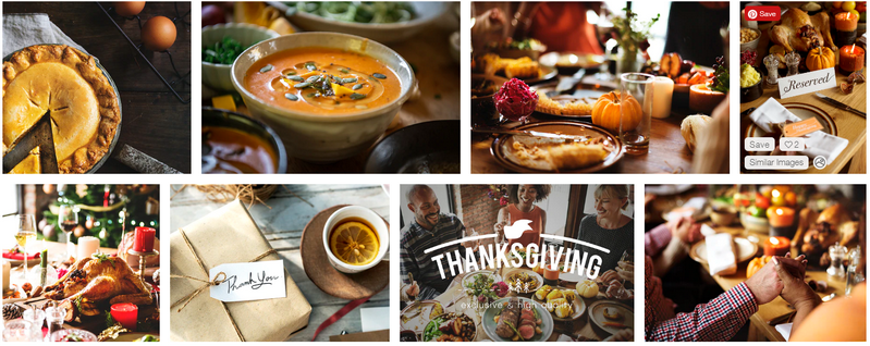 Thanksgiving Images from Rawpixel