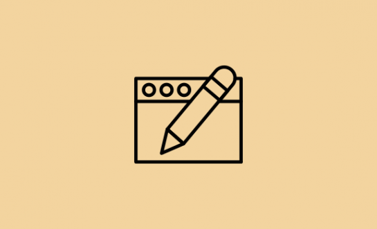 Brutalist web design, featured image