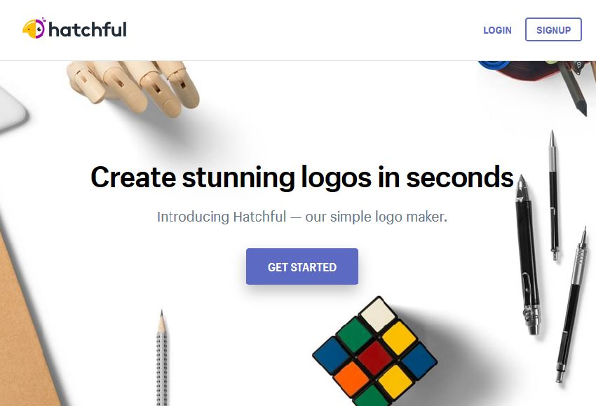 Hatchful - Best tools for making logos