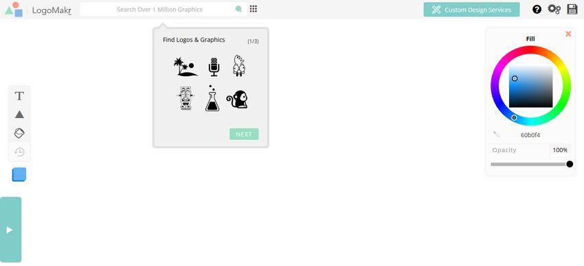 LogoMakr app