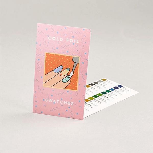 cold-foil-business-cards